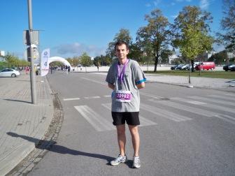 Bieg na Piątkę 2015 ( Warszawa )